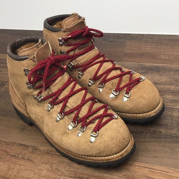 dcde632ed6b34 Vintage Dexter Hiking Boots Size 11